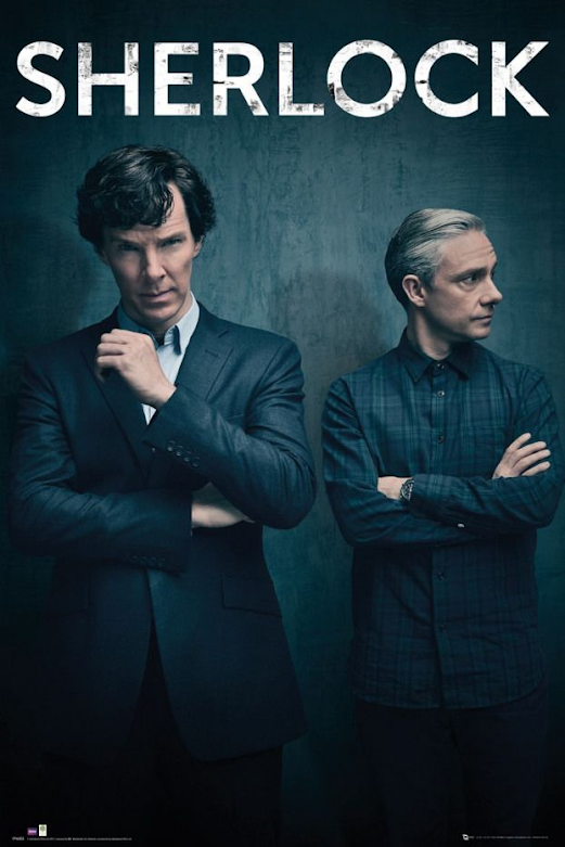 Sherlock Serie Completa Audio Dual Subtitulado/Latino 1080p