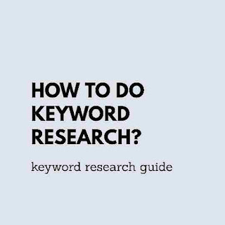 How to do keyword research? Keyword research guide for beginners