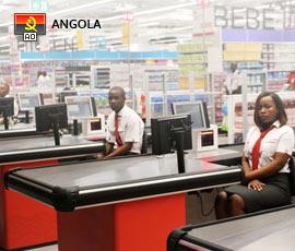 Empregos em Vendas e Atendimento ao Cliente em Angola