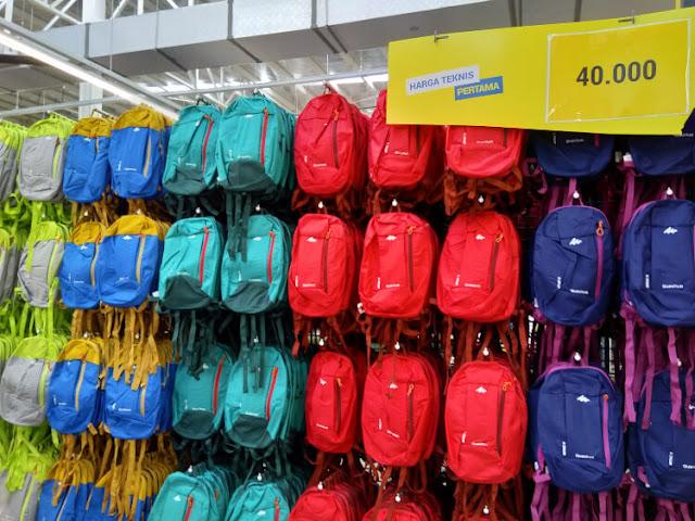 toko perlengkapan dan peralatan olahraga terlengkap