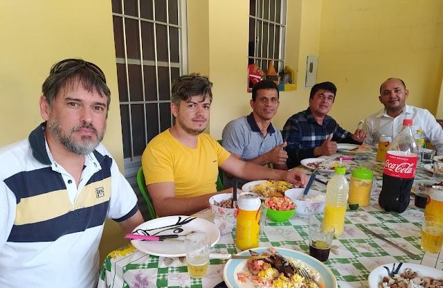 Vereador Marcelino participa do primeiro CRAS Volante no distrito de Xucuru, zona rural de Belo Jardim