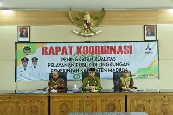 ASN Kabupaten Madiun Di Tuntut Lebih Kreatif Dan Inovatif