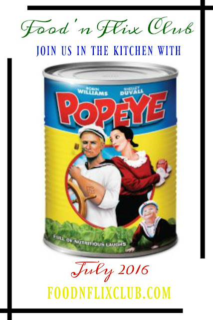popeye for food 'n flix
