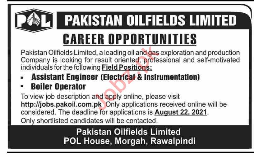 Jobs in Pakistan Petroleum Limited PPL