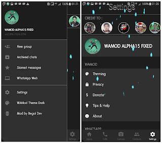 WAMOD Alpha15 WhatsAppMods.in