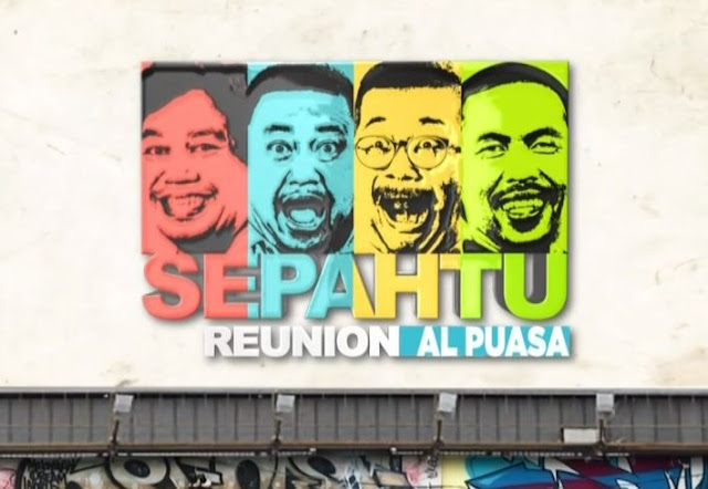 Sepahtu Reunion Al Puasa 2019
