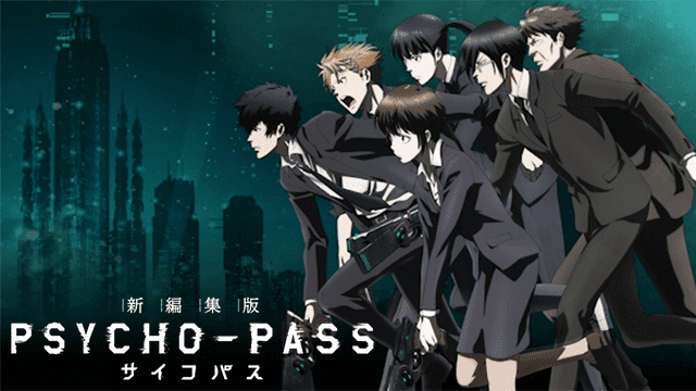 Psycho-Pass Season 2 (Episode 01 - 11) BD Batch Subtitle Indonesia
