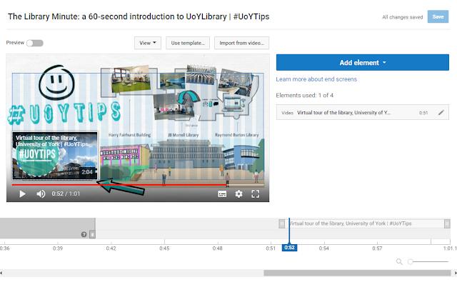 adding elements in VideoScribe