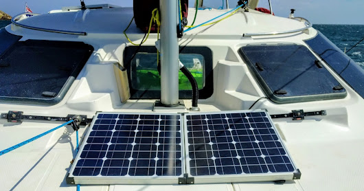 Tech: Portable power for summer sailing