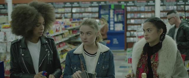 Jessica Barden Hayley Law Camila Mendes Carly Stone | The New Romantic | VIFF 2018