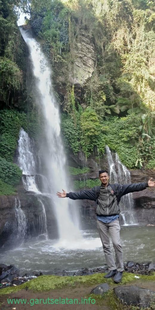 Indahnya Air Terjun Curug Orok Cikajang Kabupaten Garut