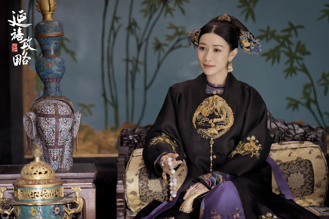 story of yanxi palace cast charmaine sheh
