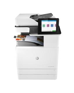 HP Color LaserJet Managed MFP E77422dn Driver Download