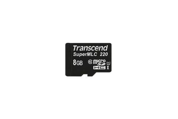 Transcend supermlc microsd