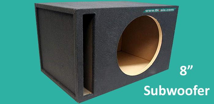 Skema Box Subwoofer 8 inch