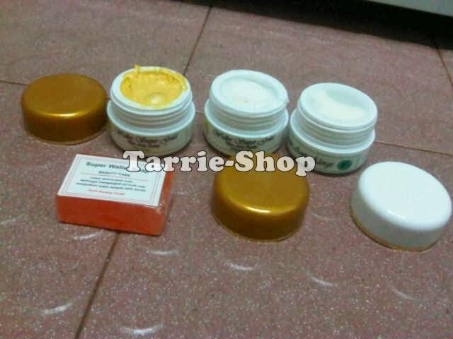 Paket Cream Walet Gold 4 in 1