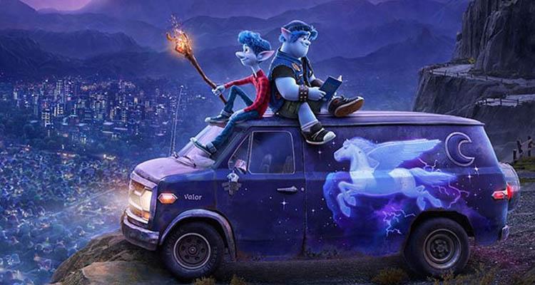 Onward: Tráiler en español de la nueva cinta Disney·Pixar para 2020
