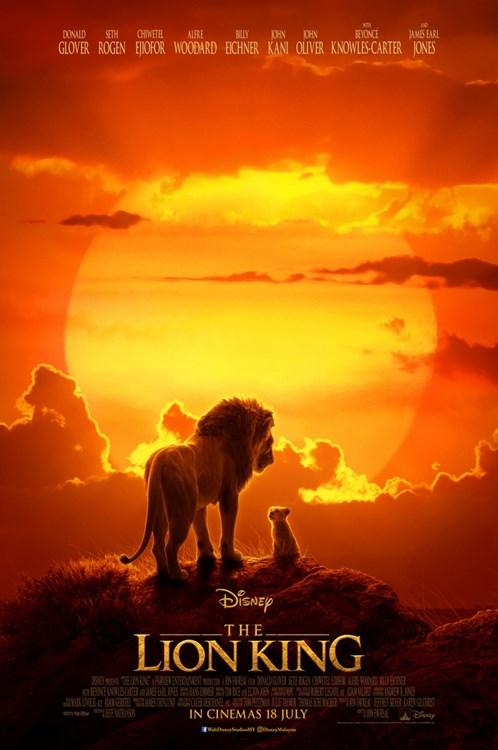 Review Filem The Lion King