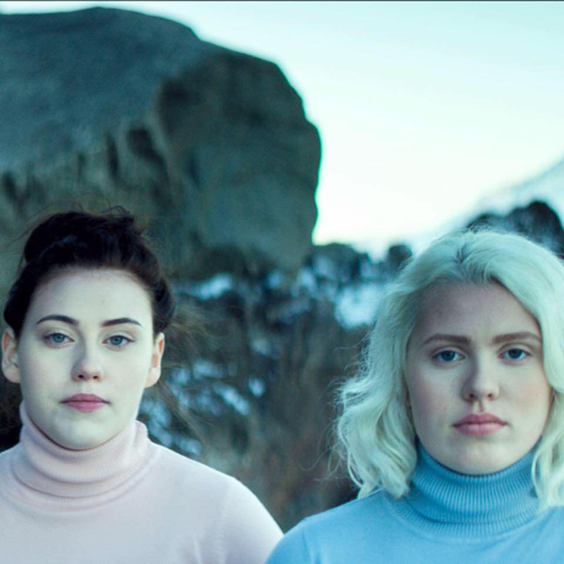 """Icelandic Between Mountains and the ever shifting """"Little Lies"""" from their full length debut self titled album"""