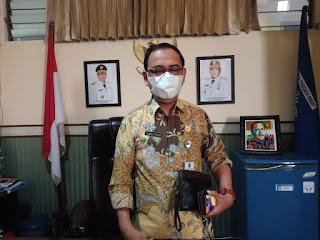 Kepala Dinas Pendidikan dan Kebudayaan provinsi NTB Dr. Aidy Furqon