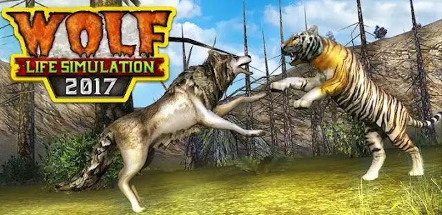 Wolf Life Simulation 2017 v1.0 APK Android Games Download