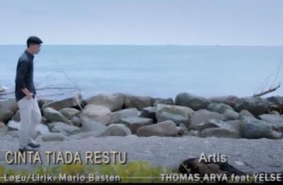 Lirik Lagu Pof Malaysia Thomas Arya Feat Yelse - Cinta Tiada Restu