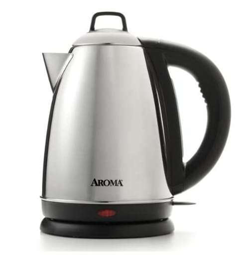 Aroma Housewares AWK-115S Electric Water Kettle