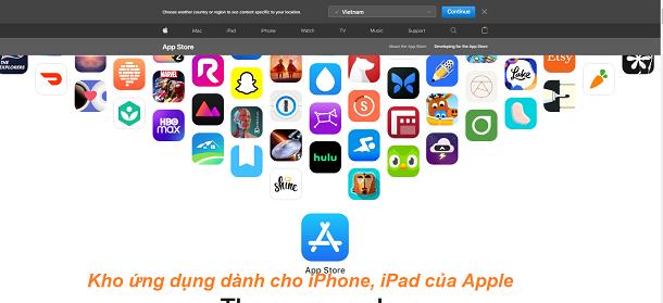 App là gì? Cách tải, cài đặt và sử dụng App trên điện thoại miễn phí c