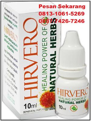 Cairan Obat Dalam adalah Hirvero