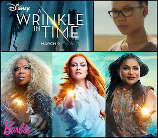 A Wrinkle In Time Disney (2018)