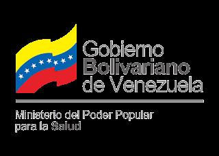 Ministerio del poder popular para la salúd Logo Vector