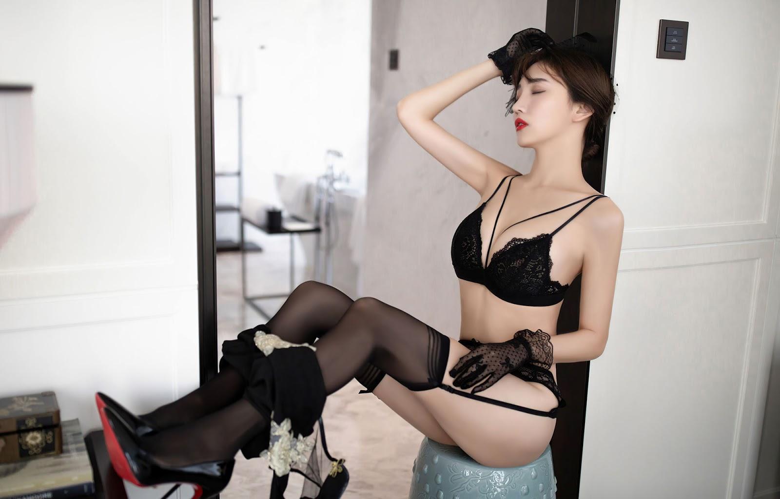 陆萱萱 100