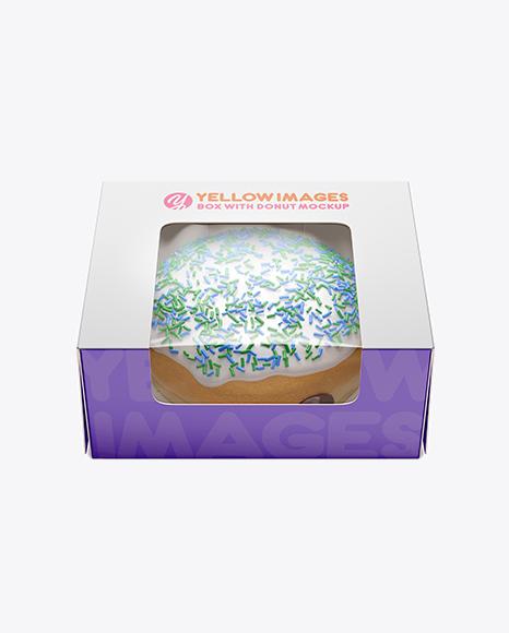 Download 30+ Best Doughnut Mockup Templates | Graphic Design Resources