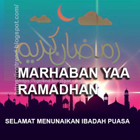 Sambut Ramadhan 2020 1441 H Sampaikan Kata Dan Ucapan Untuk