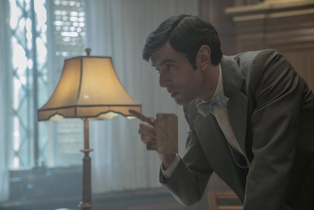 Javier Rey en 'Hache' de Netflix