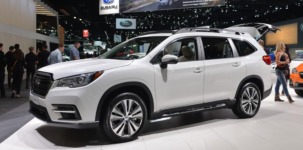 2021 subaru ascent exterior interior and release date