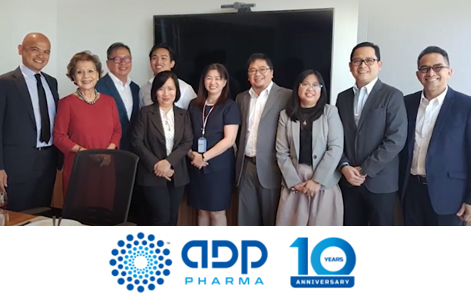NOVUHAIR® Congratulates ADP Pharma
