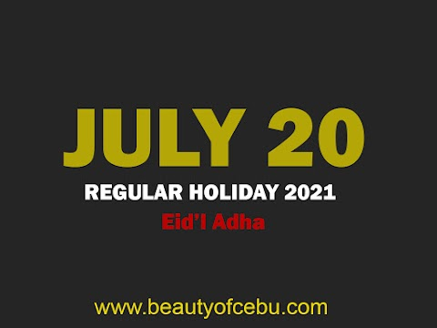 President Duterte: July 20 is Regular Holiday for Eid'l Adha