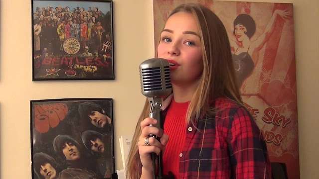 Connie Talbot sekarang, cover lagu Love Yourself