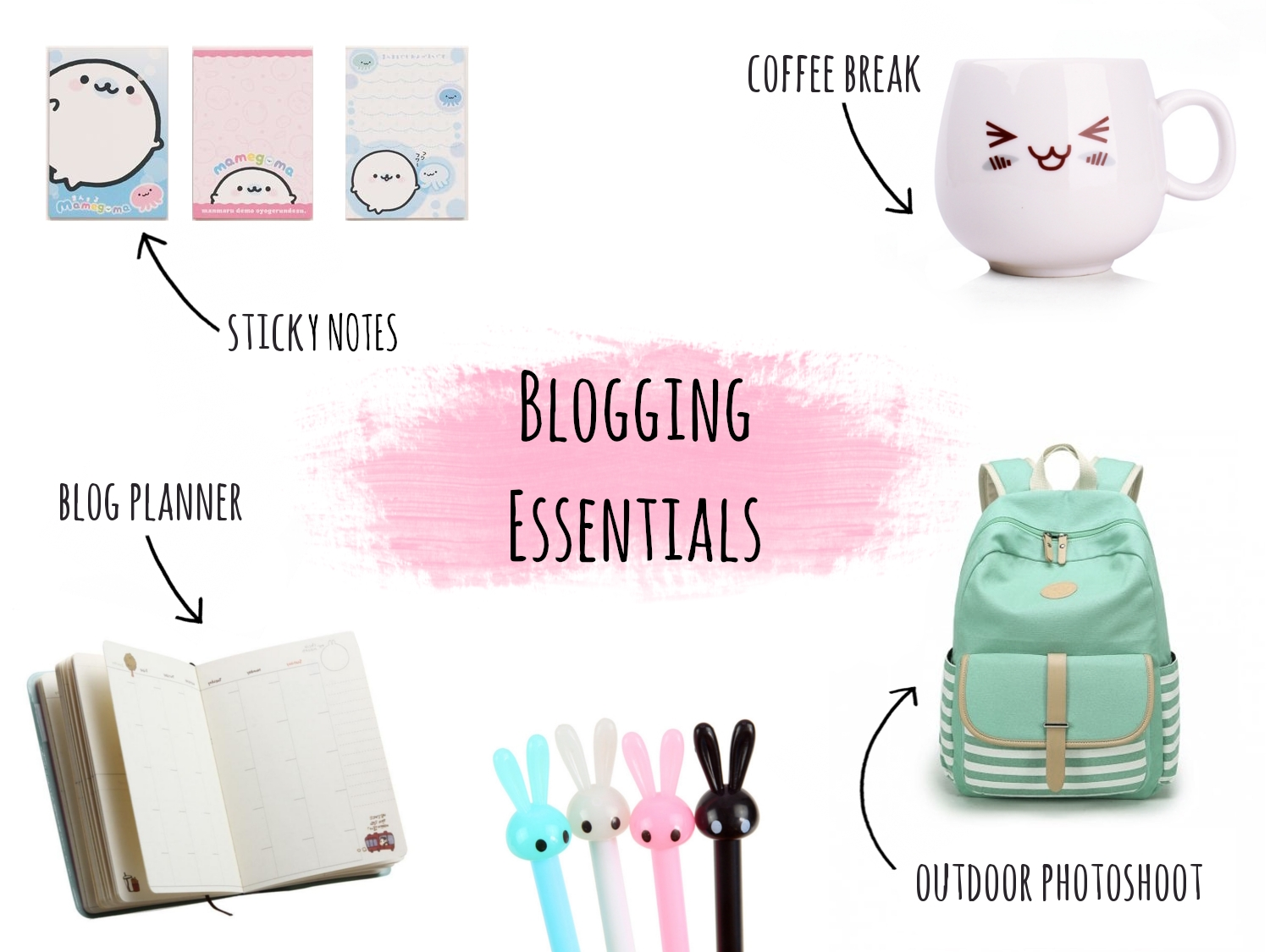 Blogging Essentials For Productive Work