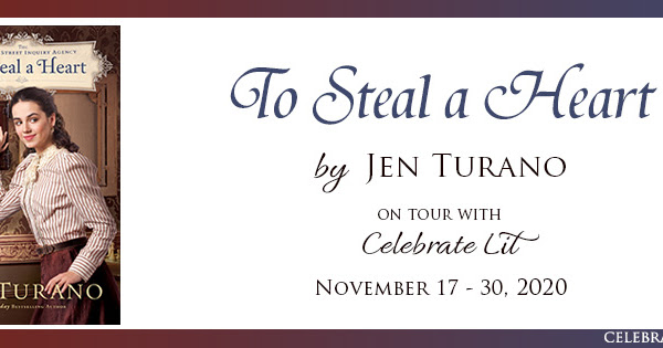 To Steal A Heart Blog Tour: Book Review + Giveaway