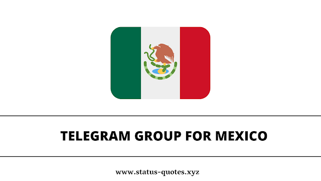 Telegram Group in Mexico