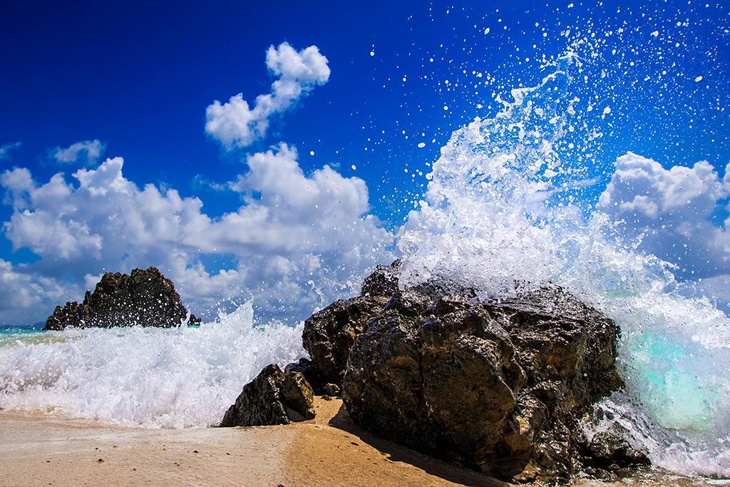 Chia sẻ bí quyết chụp ảnh giọt nước đứng yên