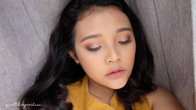 review foundation matte finish favorit