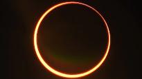 Annular Solar Eclipse courtesy NASA