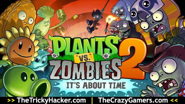 Download Plants vs Zombies 2 Game