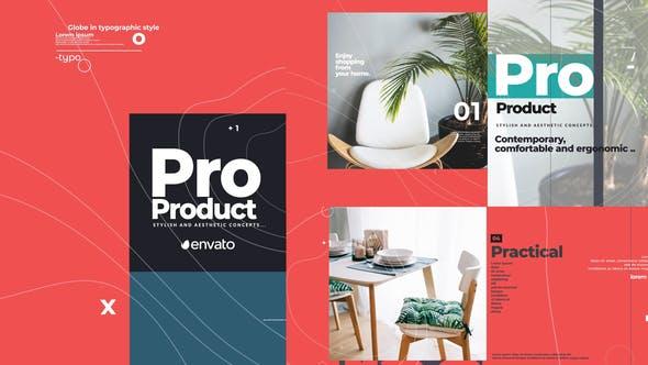 VIDEOHIVE PRODUCT PROMO DESIGN