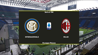 PES 2020 Scoreboard Serie A DAZN by Andò12345