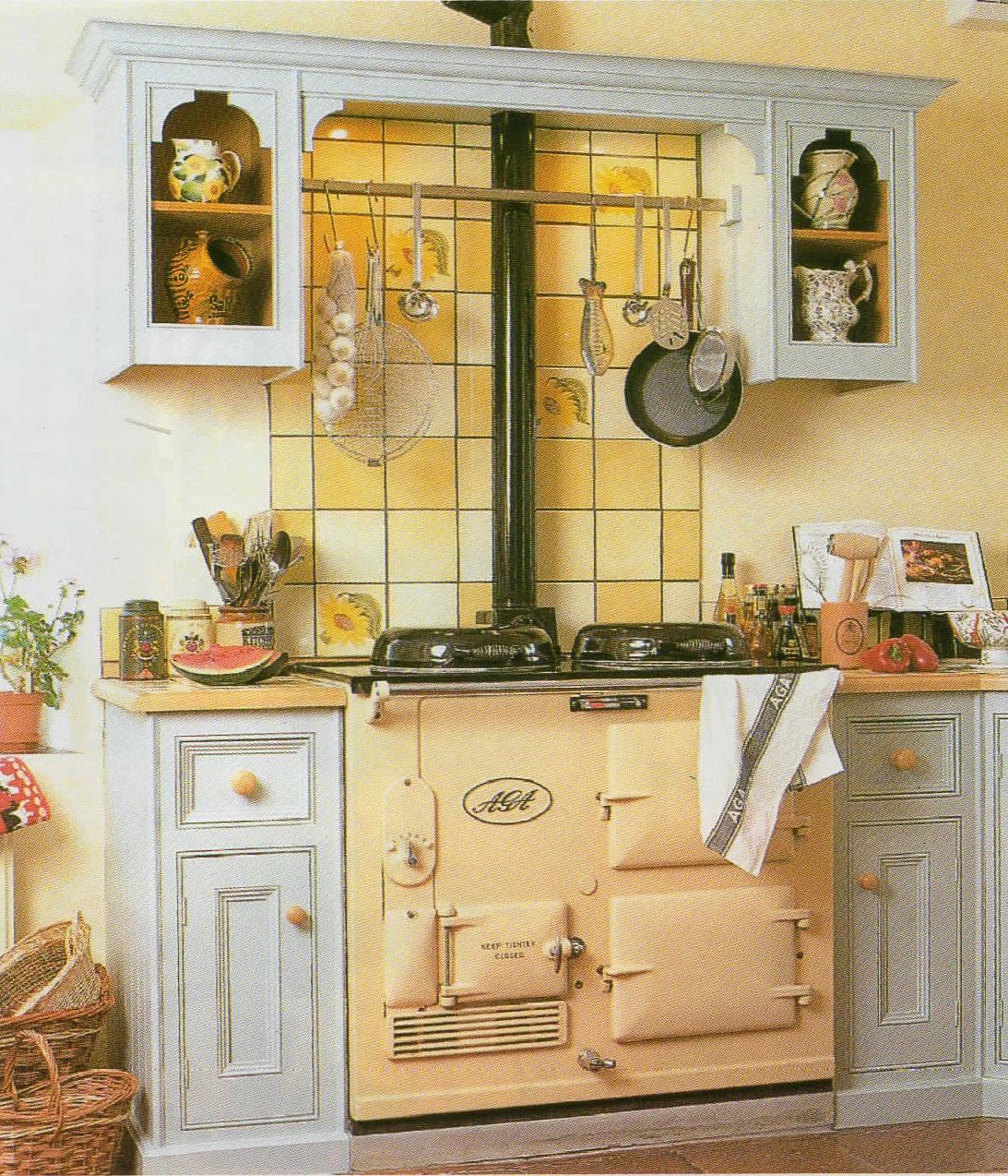 Detalles con encanto las cocinas de las casas rurales - Cocinas con encanto ...
