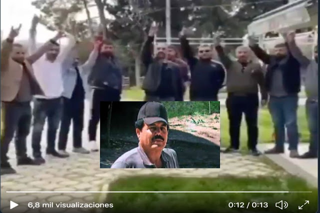 VIDEO.-  Mafia de Turquía anuncia asociación con El Mayo Zambada
